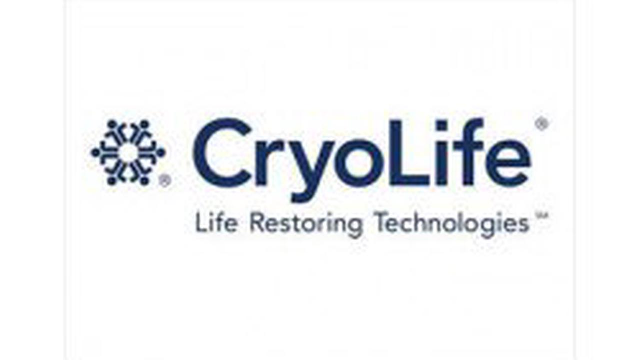 CryoLife NYSECRY Now Covered by Analysts at Morgan Stanley ...