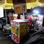 A night market in Accra Circle That You Didn't Know