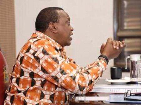 """""""Now They Want Their Businesses Re-opened?"""" Uhuru Praised by Ngunyi Amid Freedom Calls"""
