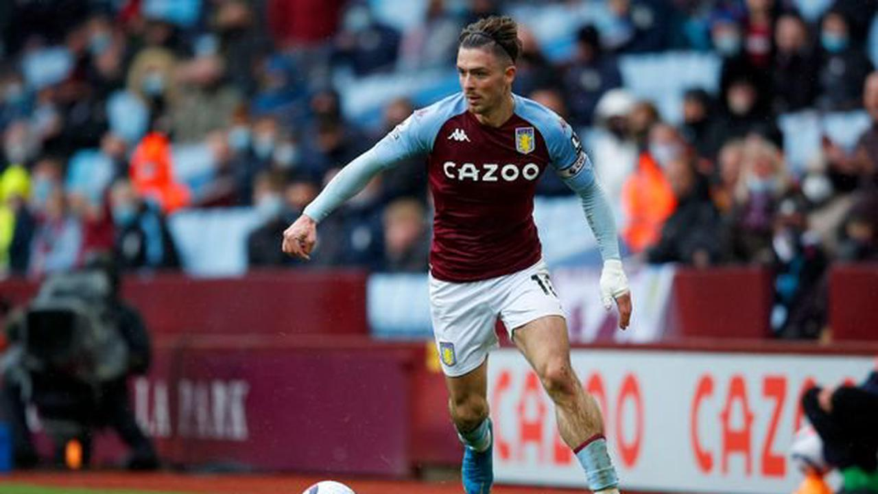 How Man City could line up with Jack Grealish in the number 8 role