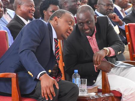Jubilee Party Finally Opens Up on Ruto's Impeachment After His Public Attack on Uhuru