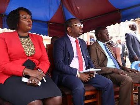 Nairobi Gubernatorial Politics Takes A New Turn As The Acting Governor Makes This Declaration
