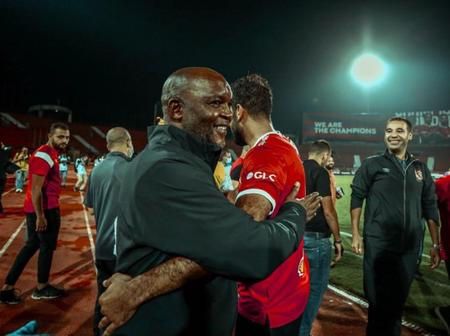 Pitso Mosimane's Al Ahly leads 1-0 in Egypt Cup as Walid Soliman scored.