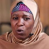 President Buhari's words means nothing - Aisha Yesufu