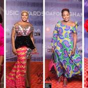 As Usual They Will Come To Slay: Check Some Beautiful Outfits Your Female Celebs Will Wear To VGMA21