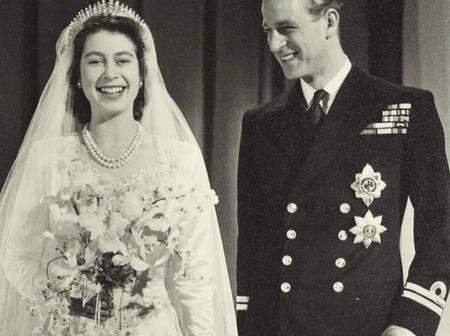 Have A Look At 40 Lovely Photos of Queen Elizabeth And Her Late husband