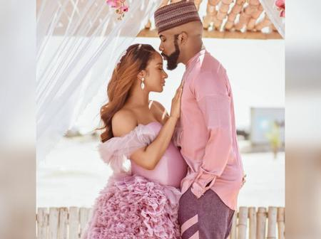 Banky W is 40 today, see beautiful pictures of him and his wife, Adesua