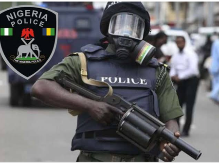 Breaking news: SWAT officers have been deployed to state command around Nigeria