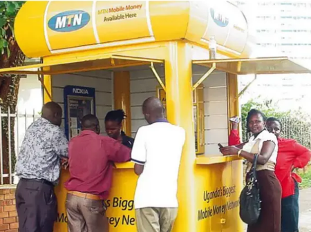 MTN MoMo to operated like Banks from 1st April 2021. (More Details)