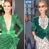 See The real Reason why Celine Dion has Significantly Lost her Weight in The past few Months