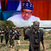 Hours After Buhari Ruled Out Amnesty For Bandits, 300 Female Students Have Been Abducted In Zamfara