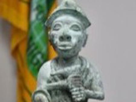 FG receives stolen Ile-Ife Artifact from Mexico