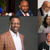 Meet Pastor Sam Adeyemi & 5 Other Nigerians Recognized As Members Of Forbes Coaches Council. Photos