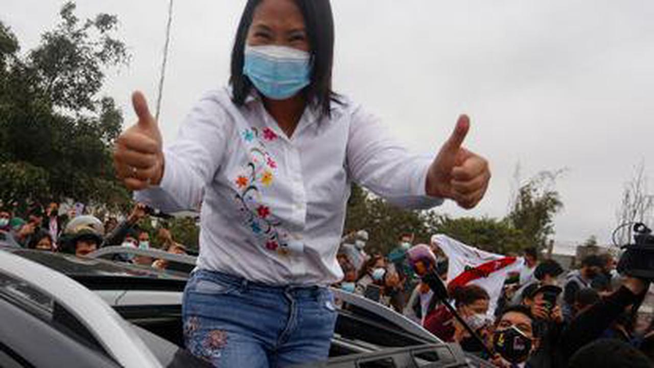Pérou: pas de détention préventive pour Keiko Fujimori