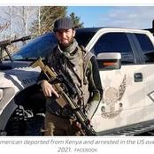 Most Wanted Fugitive in FBI List Deported Back From Kenya