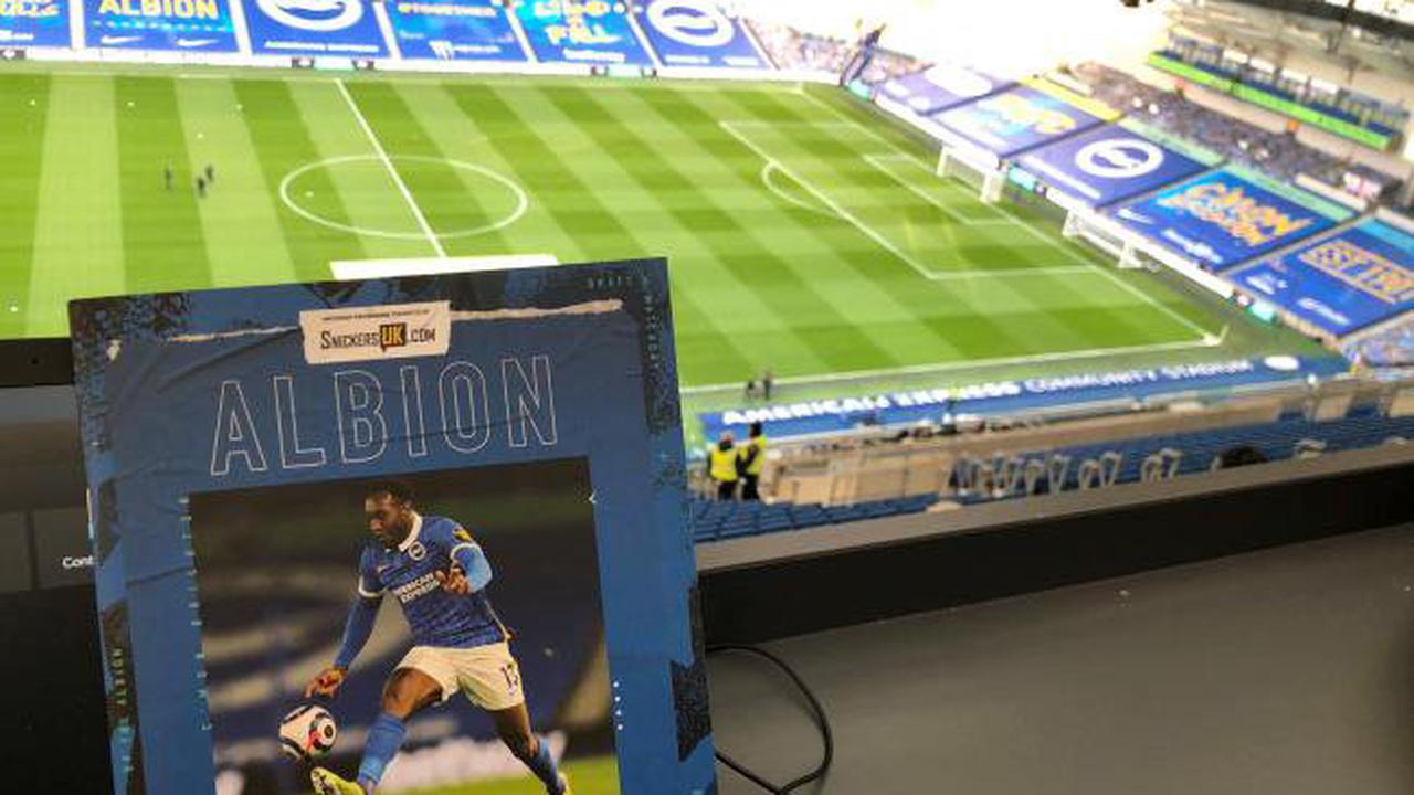 Breaking team news as Albion face Everton at the Amex