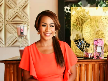 Meet Eugene Arhin's Alleged, Side Chick's Lawyer! Beautiful Indeed! PICS