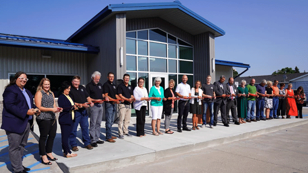 Ribbon cut on MPCC Imperial Campus expansion