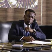 Ngcolosi Zimele is leaving imbewu