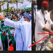 Pigeons Released By Imo Governor, Uzodinma Also Refuse To Fly Like The Ones Buhari Released (Video)