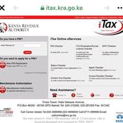 How HELB Beneficiaries And Unemployed Kenyan's Can File Their KRA Nill Returns To Avoid Penalties.