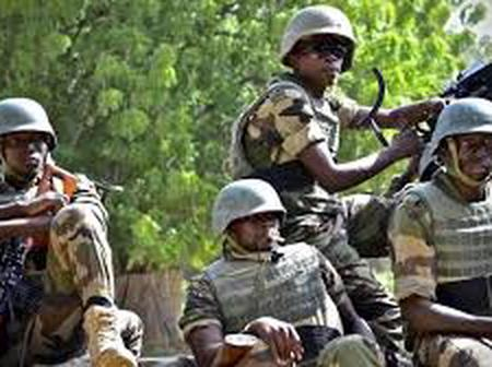 Alleged Attack on Ortom:Military Are Reportedly Searching Benue Forest to Apprehend the Suspects