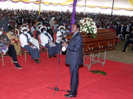 Kalonzo Vs Muthama Whose Candidate Will Emerge The Winner In Machakos?