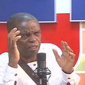 Their act is clearly an act of betrayal - Kwesi Pratt fires