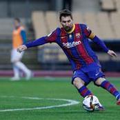 FC Barcelone :  Messi a été expulsé pour agression lors de la finale de super coupe d'Espagne