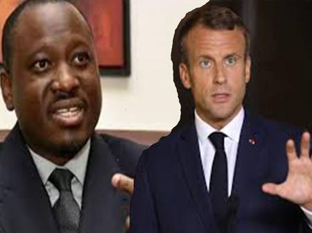Jeu des intérêts français en Côte d'Ivoire/Le coup de Macron à Guillaume Soro