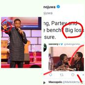 See what some fans said about Omojuwa after he predicted a big loss for Arsenal against Leicester.