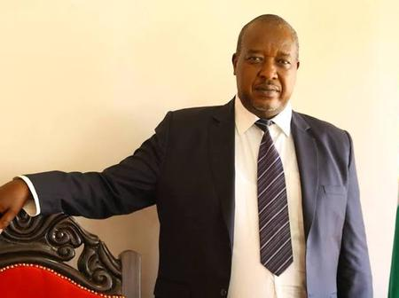 18 Months Will Determine Your Leadership, New Governor Nyaribo told