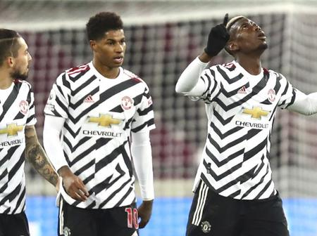 3 Manchester United players doubted to appear in the clash against Liverpool