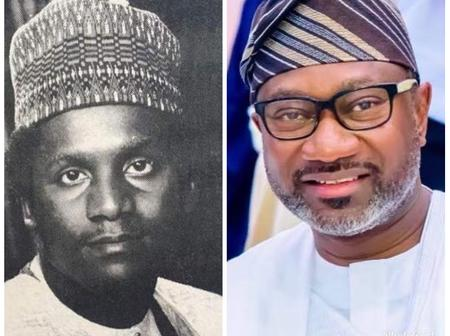 Femi Otedola Celebrates His Friend, Aliko Dangote As He Turns 64 Today