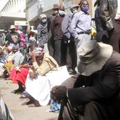 Pictures: Chaos in the capital Bulawayo as a result of power outages