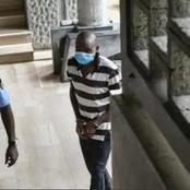 Amadé Ouérémi condamné à la prison à vie et devra verser 1 milliard 500 millions de FCFA