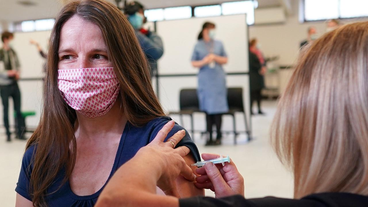 More than 10,000 lives saved by Covid vaccination blitz in England alone