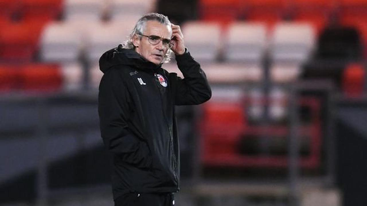 Clyde are 'fighting for everything', says boss Danny Lennon