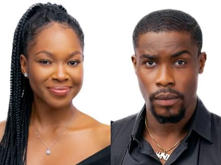 BBNaija: Two Lovebirds, Neo and Vee Played Hard After Wager Presentation