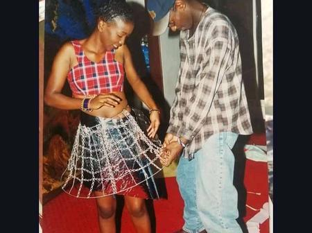 Love is a Journey: Wahu Kagwi Shares a TBT Photo With Nameless That Creates Kenyans Attention