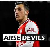ÖZil Needs To Cut His Losses And Go After His Arsenal Career Hits Rock Bottom