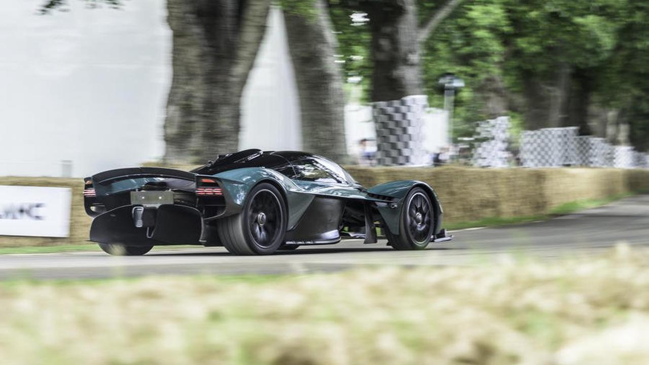 Goodwood Festival of Speed 2021: all the cars on show