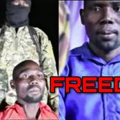 After Pastor Bulus Was Released By Boko Haram, Check What He Reportedly Did, And How People Reacted To News Of His Freedom