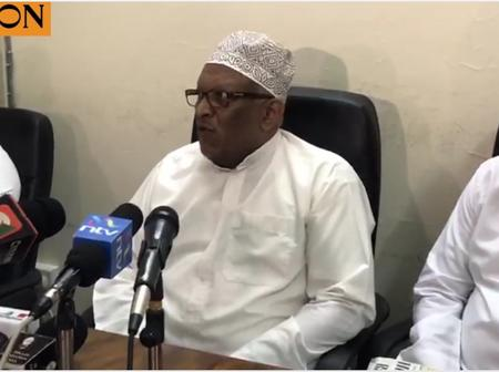 Holy Month of Ramadhan to Start on Wednesday, Chief Kadhi Ahmad Muhdhar Says(Video)