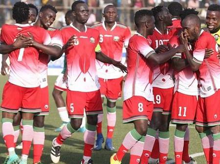 Mixed Reactions as Masud Juma's Goal is Ruled Out