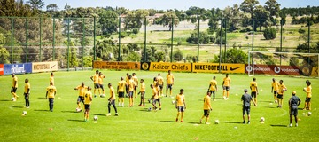 Letsholonyane hopes to coach Kaizer Chiefs first team one day.