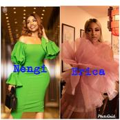 Between Nengi and Erica, who dresses better?
