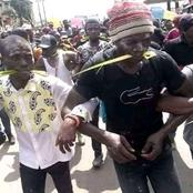 See How They Are Aba Protesters Dressed For The Protest (Photos)