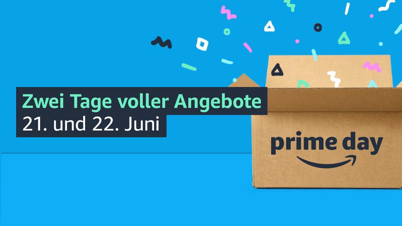 Prime Day 2021: Datum, Angebote, Deutschland – Wann ist Amazon Prime Day 2021?