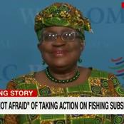 DG Ngozi Okonjo Iweala grants first interview as WTO Director General, see what she said